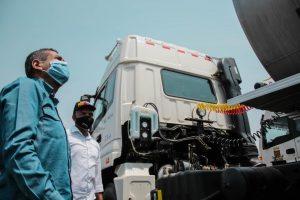 Alcaldía de Maracaibo recibió tres súper cisternas para aumentar suministro de agua gratis en la ciudad