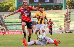 Pedro Infante: «no se puede arriesgar a jugar al fútbol»