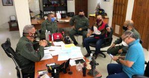 Omar Prieto evaluó nuevas estrategias para abordar la pandemia en el estado Zulia