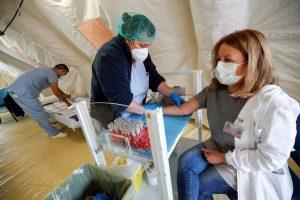 Italia registra 111 muertos y 416 contagios en las últimas 24 horas