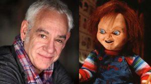 Muere el guionista y director de «Chucky, el muñeco diabólico»