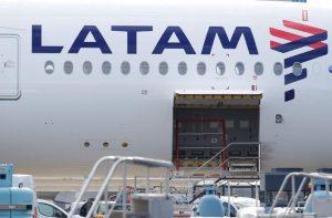 LATAM, la mayor aerolínea de América Latina, se declara en quiebra en EEUU