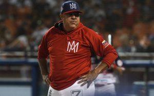 Luis Sojo dirigirá a Tigres del Licey en la pelota dominicana