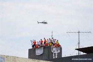 Motín con siete rehenes termina sin víctimas en presidio de ciudad brasileña de Manaos
