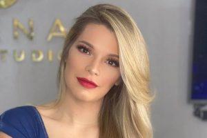 Mariangel Ruiz luce radiante con su nuevo estilo