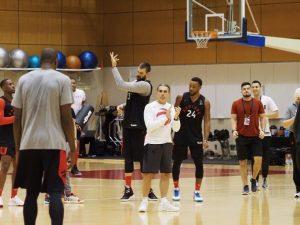 La NBA afronta con cautela el reinicio de los entrenamientos