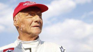 Niki Lauda, la leyenda tras el volante