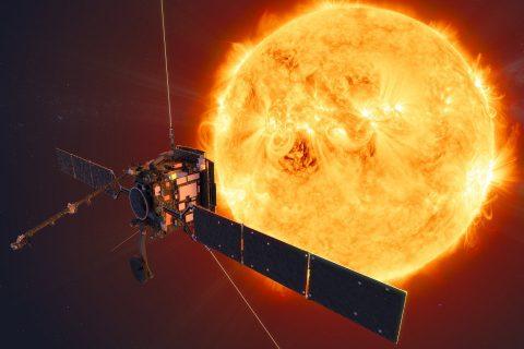 Solar Orbiter cruzará la estela del cometa Atlas
