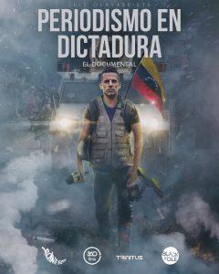 Productores venezolanos estrenan documental sobre periodismo en Venezuela