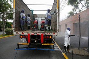 Perú anuncia extensión de cuarentena hasta el 24 de mayo mientras crece la epidemia