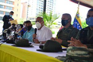 Lisandro Cabello: «la movilización en la noche no está autorizada»