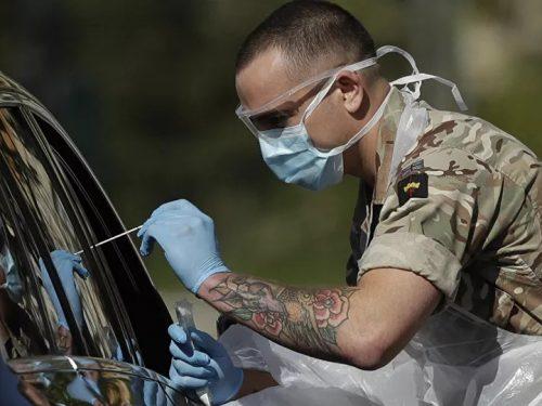 Reino Unido registra el mayor número de contagios en un solo día