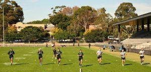 Rugby a 13, primer deporte profesional que regresa en Australia