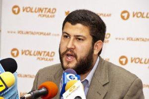 Smolansky responsabiliza al Gobierno de Nicolás Maduro ante los hechos de violencia en las últimas horas