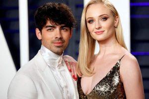 Joe Jonas y Sophie Turner, presumen que serán padres