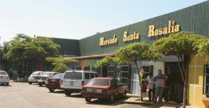 Mercado Santa Rosalía cerrado indefinidamente por orden del Alcalde Willy Casanova
