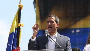 Guaidó: «se hace urgente materializar el pago de los 100 dólares»