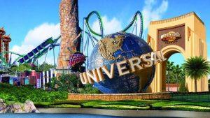 Universal Orlando espera reabrir sus puertas en junio