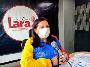 Carmen Meléndez: «a veces son egoístas en el mundo, al no reconocer como estamos en Venezuela»