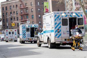 EE.UU. suma ya 102.798 muertes a causa del COVID-19