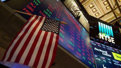 Wall Street cierra en verde y el Dow sube 1,62 % pese a datos del desempleo