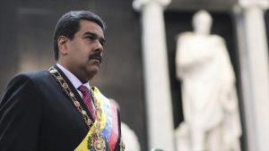 Maduro: «La única forma de salir de aquí es que el pueblo decida con su voto si me quedo o me voy»