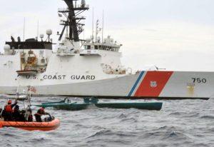 Estados Unidos decomisa tres toneladas de cocaína en aguas del Caribe