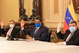 Maduro: «La gente anda por ahí sin tapabocas y después se arrepienten cuando tienen el coronavirus»
