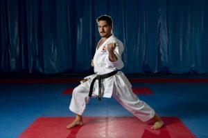 Damián Quintero, primero del listado mundial, cree «un error» sacar el karate de París-2024