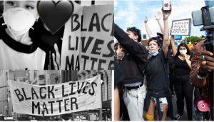 Celebridades de «Hollywood» contra el racismo