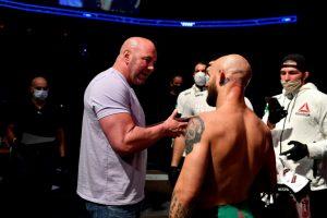 Campeonato de artes marciales UFC anuncia cuatro peleas en Abu Dabi en julio