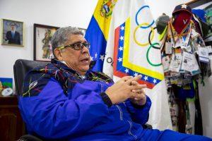 Venezuela no ve «panorama claro» para próximas competencias por coronavirus