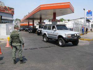 39 funcionarios de seguridad detenidos por corrupción en estaciones de servicio durante la cuarentena