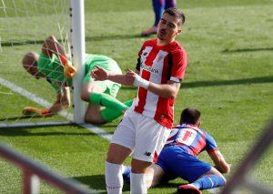 (#LaLiga) Eibar y Atlhetic consiguen un empate insatisfactorio