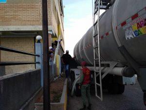 Alcaldía de Maracaibo garantiza suministro de agua a hoteles que albergan casos sospechosos de COVID-19
