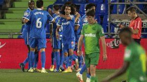 (#LaLiga) Getafe vence a la Real Sociedad en un partido marcado por el VAR