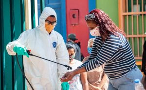 Intensifican jornadas de desinfección y despistajes de COVID-19 en Maracaibo