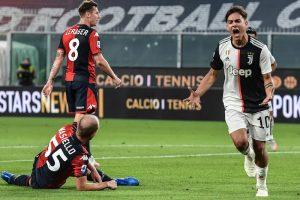 (#SerieA) Juventus derrota sin complicaciones al Genoa
