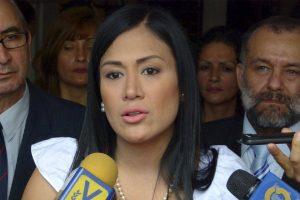 Laidy Gómez denuncia que el Táchira solo ha recibido el 16 % del presupuesto asignado para salud