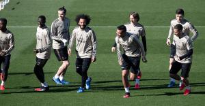 Equipos españoles de fútbol dan inicio a entrenamientos colectivos
