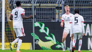 (#Bundesliga) Mainz se llevó increíble victoria en Dortmund ante el Borussia