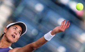 (#Tenis) Muguruza cree que podrá jugarse el Abierto de Estados Unidos