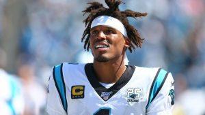 (#NFL) Cam Newton será el mariscal de campo de los Patriots para la temporada 2020-2021