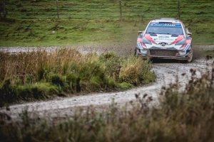 Cancelado el Rally de Gran Bretaña debido al COVID-19