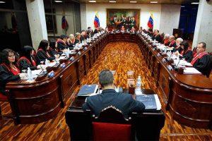 Tribunal Supremo de Justicia dio a conocer los nuevos rectores del CNE