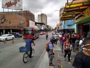 En total normalidad transcurrió el primer día de flexibilización en el centro de Barquisimeto
