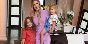 Sascha Barboza celebró el paso de grado de su pequeña Avril