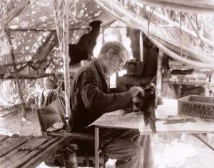 William Henry Phelps: una mente brillante de la ornitología