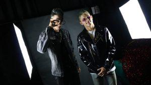 Adrián y Slicker trascienden una vez más en el género urbano con «Pégate»