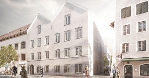 Gobierno de Austria remodelará la Casa de Hitler
